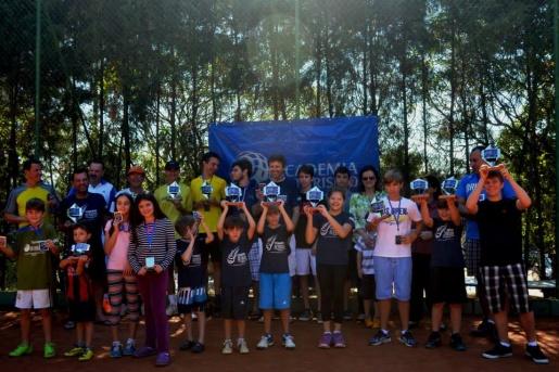 Torneio de Tênis - Condomínio Terras de São Carlos